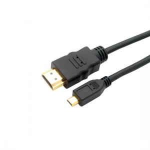 Micro HDMI to HDMI cable