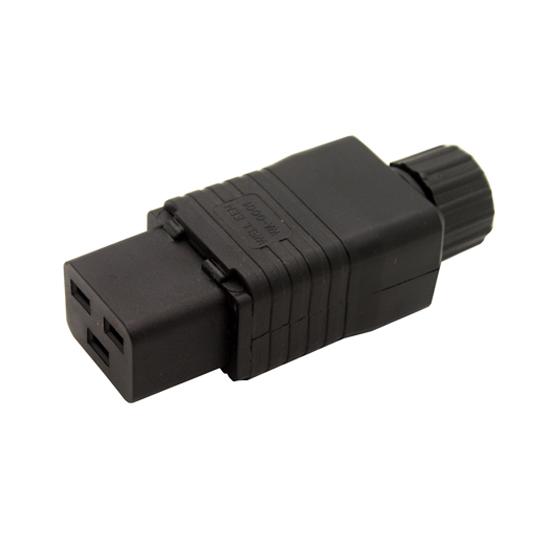 Iec 320 C19 Connector Iec 320 C19 16a 20a Rewirable