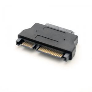 SATA 22pin male to Slim SATA 13pin female adapter