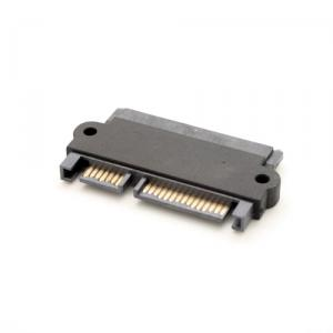 SATA 22pin male female extension adapter