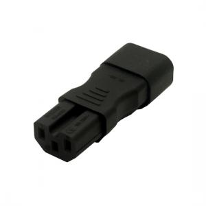 IEC 320 C14 to C15 Power adapter