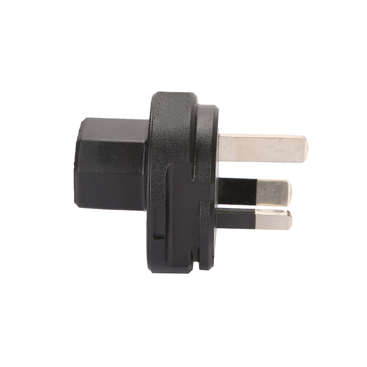 Welleen WA-0180 SAA 3 Pole male to IEC 320 C13 female ac adapter